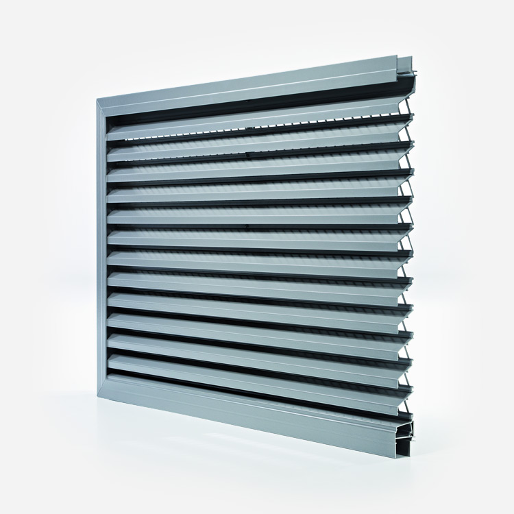 Louvre Wall Systems Grilles And Panels Archives R W