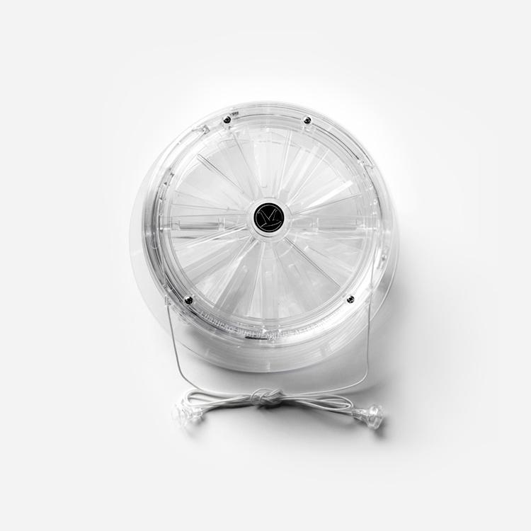 rotary vent-a-matic ventilaton