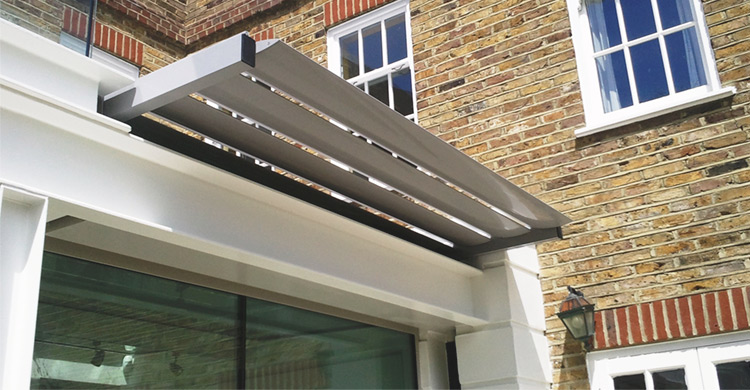 Moveable Solar Shading Installation