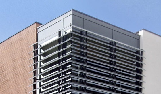 Solar shading systems